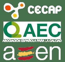 Asociados con CECAP - AEC - AEN