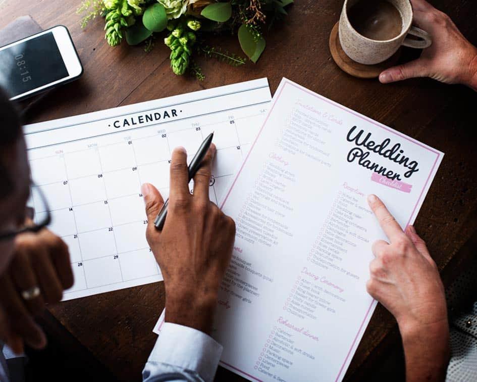 Maestría en Organización de Eventos y Maestría en Wedding Planner