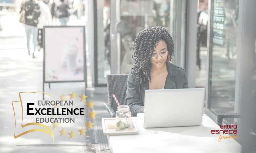 Esneca obtiene el Sello European Excellence Education