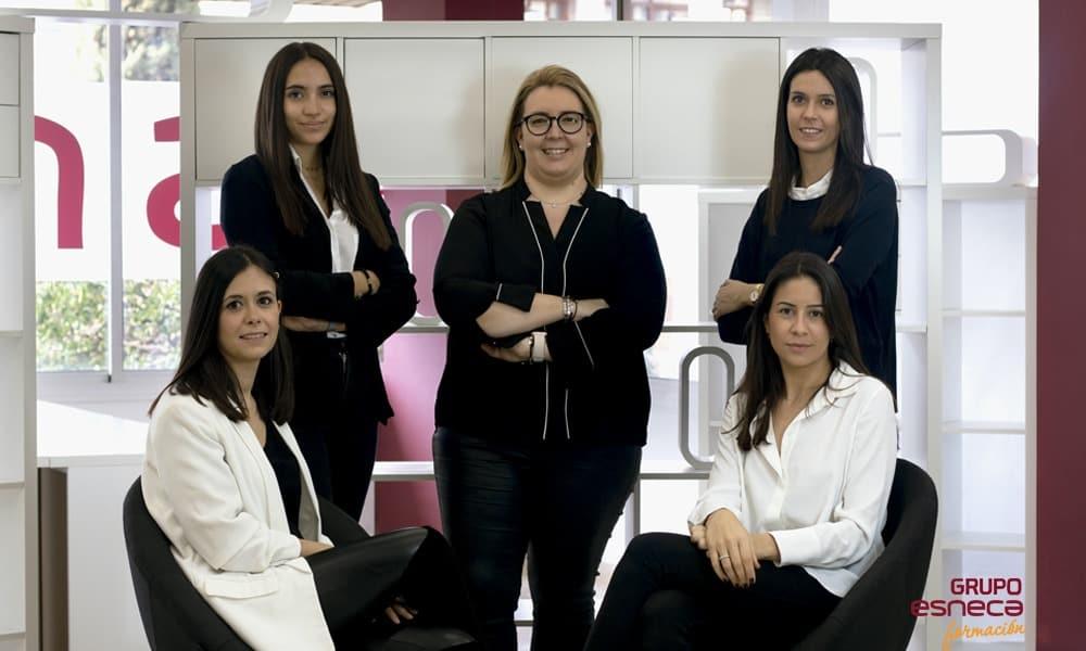 Mujeres líderes, las bases de Grupo Esneca Formación