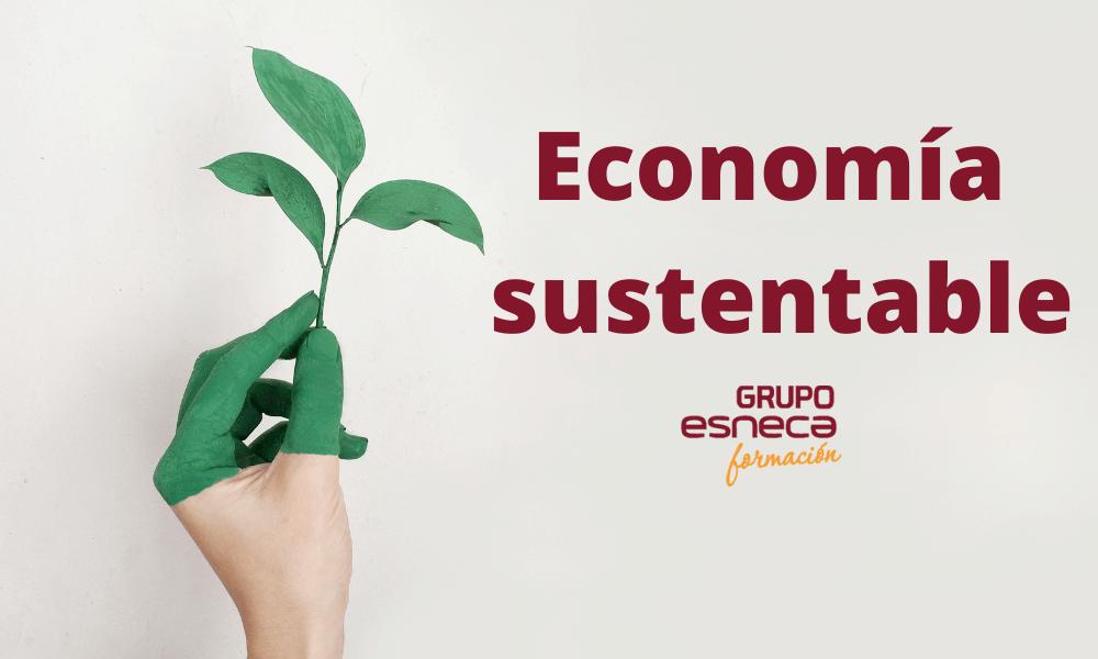 ¿Qué es una economía sustentable?