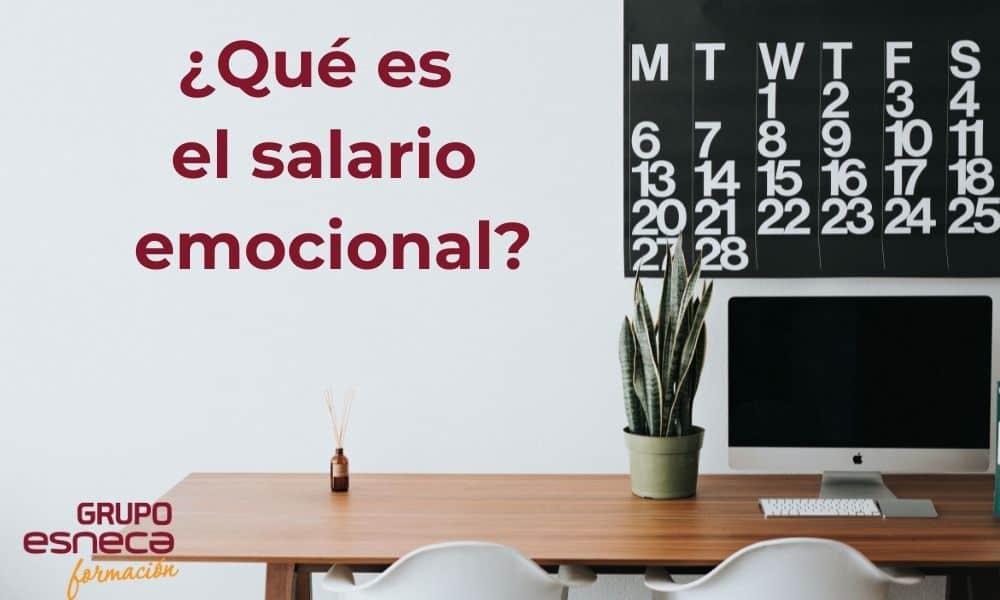 ¿Cómo se aplica el salario emocional?