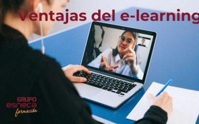 ¿Qué es el e-learning?