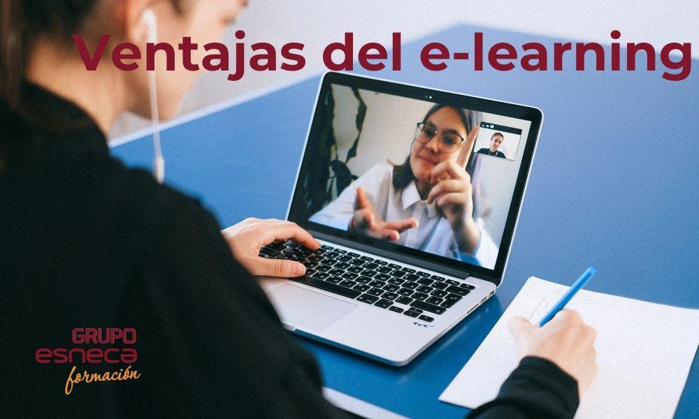 Conoce el e-learning y sus características